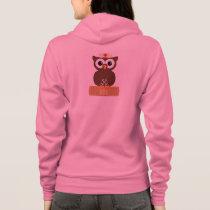 Nurse Owl (w/bandaid) Hoodie