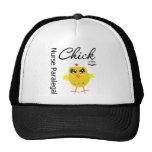 Nurse Paralegal Chick v1 Trucker Hats