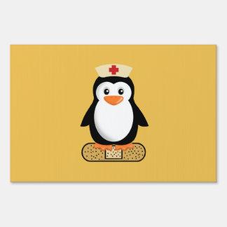 Nurse Penguin Sign
