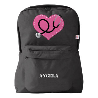 Nurse Personalized Nursing Gift Backpack