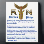 """Nurse Photo PlaqueCustomize Edit Change back color Plaque<br><div class=""""desc"""">When an image is up loaded and re-sized to thumbnail it causes a slight blur but will not print with a blur Hi-RES fits all. Important if you change design or text you should customize prior to CHECK OUT to be sure that design text are inside the red lines, Bookmark...</div>"""