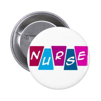 Nurse Pinback Button