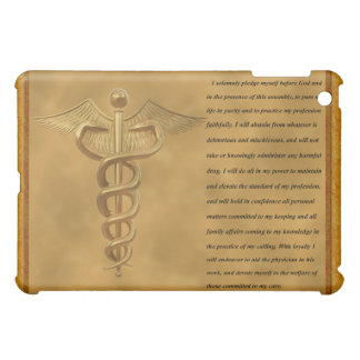 Nurse Pledge iPad Mini Cover