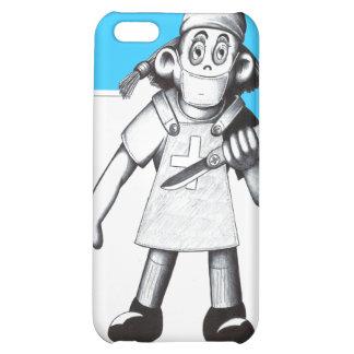 Nurse Polly iPhone 5C Cover