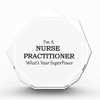 NURSE PRACTITIONER ACRYLIC AWARD