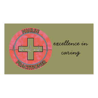 Nurse Practitioner Business Cards