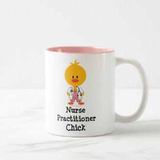 Nurse Practitioner Chick Mug