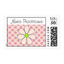 Nurse Practitioner Daisy  Postage Stamps