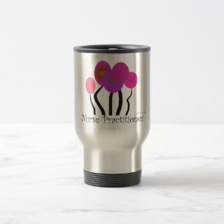 Nurse Practitioner Gifts Artsy Trees Design Coffee Mug
