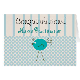 Nurse Practitioner Gifts Greeting Card