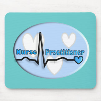 Nurse Practitioner Gifts Mouse Pad