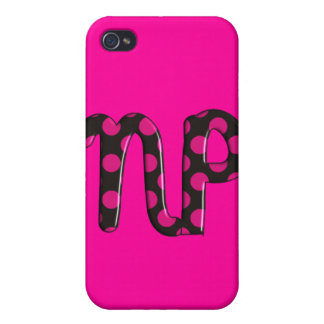 "Nurse Practitioner Gifts ""NP"" iPhone 4 Covers"