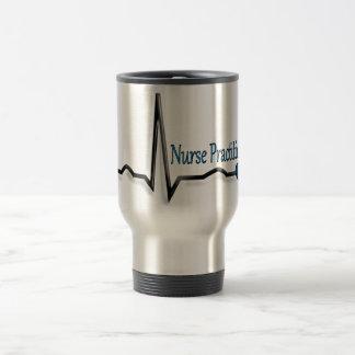 Nurse Practitioner Gifts QRS Design Coffee Mug