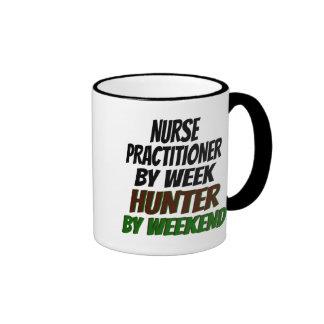 Nurse Practitioner Hunter Ringer Coffee Mug