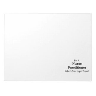 Nurse Practitioner Notepad