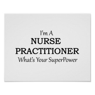 NURSE PRACTITIONER POSTER