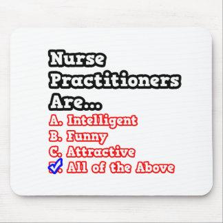 Nurse Practitioner Quiz...Joke Mouse Pads