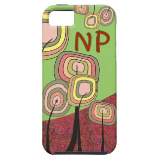 Nurse Practitioner Whimsical iPhone Cases iPhone 5 Cases