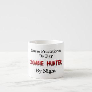 Nurse Practitioner/Zombie Hunter Espresso Cup