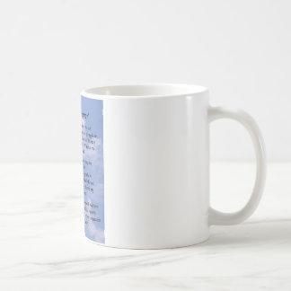nurse prayer classic white coffee mug