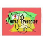 Nurse Preceptor Card