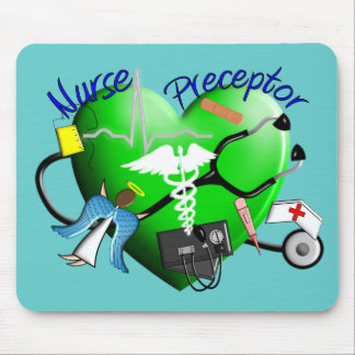 Nurse Preceptor Gifts Mouse Pad