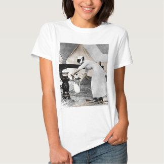 Nurse Pumping Water T-Shirt