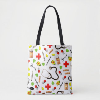 Nurse Purse Tote Bag