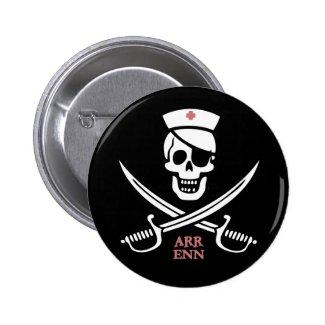 Nurse Rackam Pins