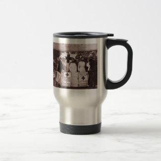 Nurse Recruitment Station 15 Oz Stainless Steel Travel Mug