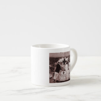 Nurse Recruitment Station 6 Oz Ceramic Espresso Cup