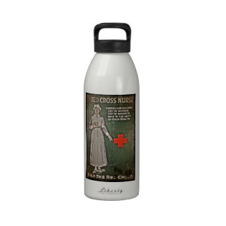 Nurse Requesting Donations WWI Reusable Water Bottles