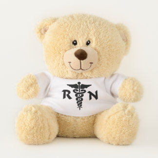 Nurse RN Nursing Teddy Bear