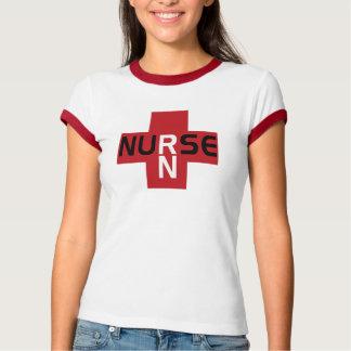 NURSE RN RED T-Shirt