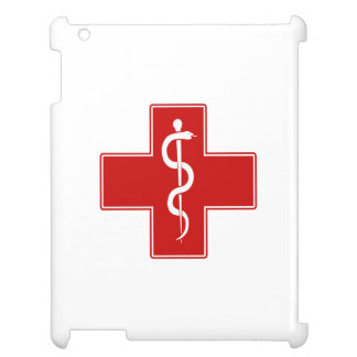 Nurse Rod of Asclepius Cover For The iPad 2 3 4
