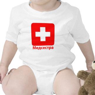 Nurse-Russian Rompers