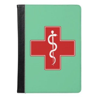 Nurse Scrubs Green iPad Air Case