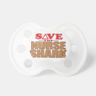 Nurse Shark Save Pacifier