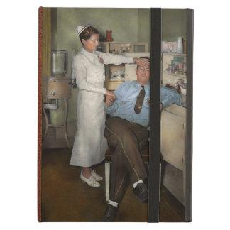 Nurse - Sick Day - 1937 Cover For iPad Air
