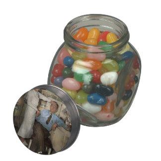 Nurse - Sick Day - 1937 Jelly Belly Candy Jars