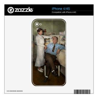Nurse - Sick Day - 1937 iPhone 4S Decal