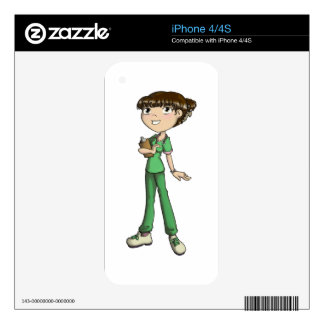 Nurse Skin For The iPhone 4S