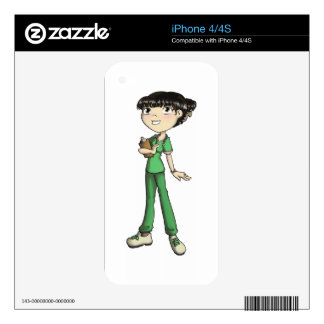 Nurse Skins For iPhone 4