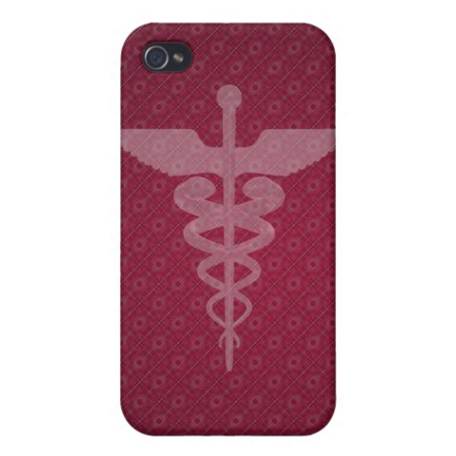 Nurse Symbol iPhone Case iPhone 4/4S Case