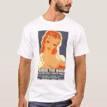 Nurse The Baby 1938 WPA T-Shirt