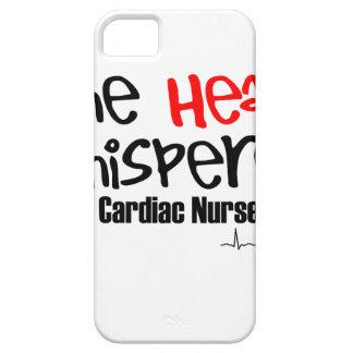 Nurse the heart whisperer iPhone SE/5/5s case