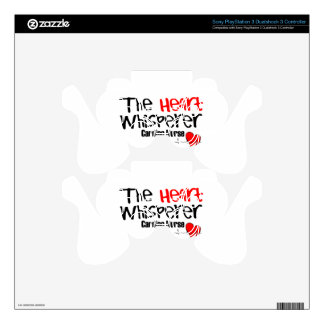 Nurse the heart whisperer PS3 controller decals