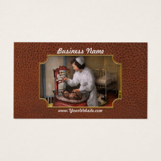 Nurse - The pediatrics ward 1943 Business Card