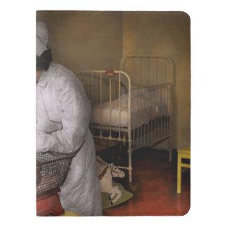 Nurse - The pediatrics ward 1943 Extra Large Moleskine Notebook