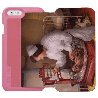 Nurse - The pediatrics ward 1943 iPhone 6/6s Wallet Case